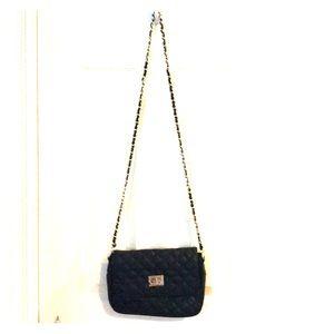 Asos black crossbody bag